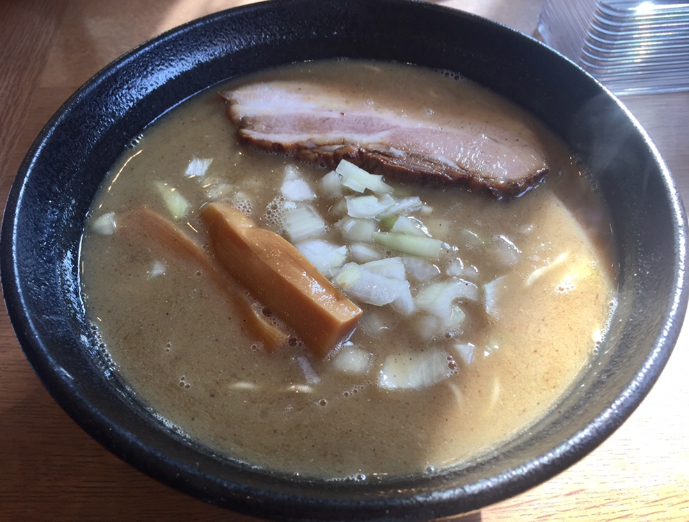 店内製麺さくら 瀬戸内産イワシの煮干し麺