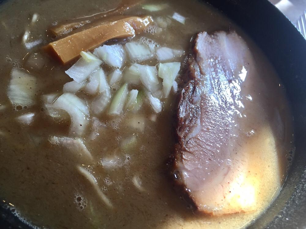 店内製麺さくら 瀬戸内産イワシの煮干し麺 具