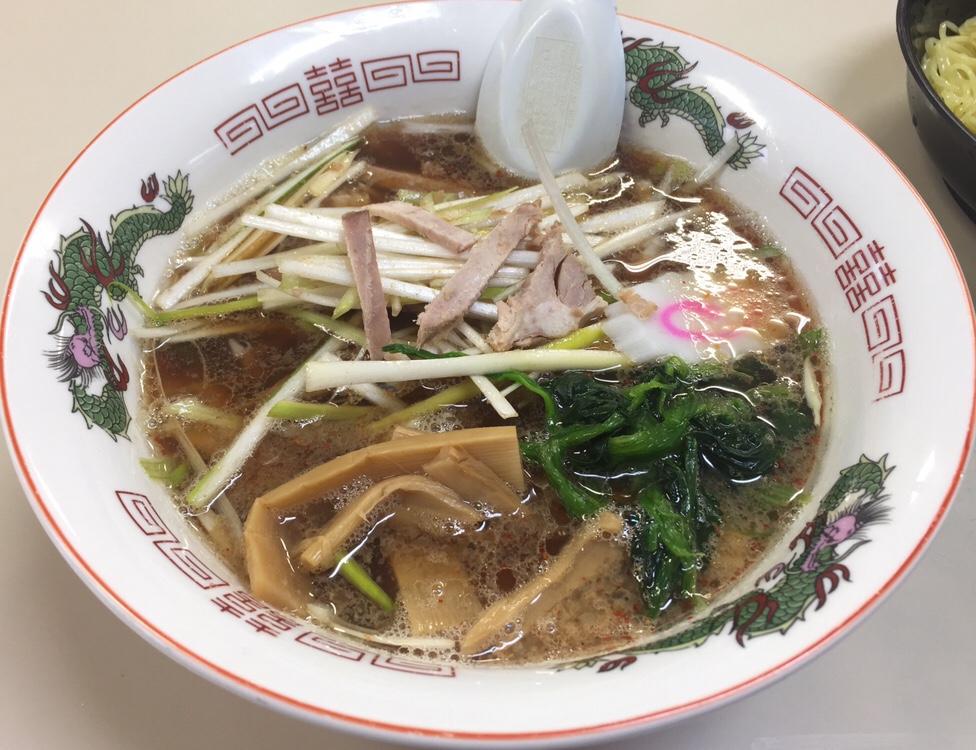 拉麺職人 満大 ネギつけ麺 つけ汁 スープ