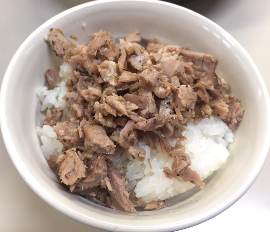 拉麺職人 満大 チャーシューご飯