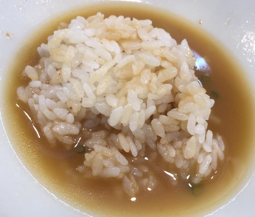 柳麺 多むら 外旭川店 まぜそば 追い飯