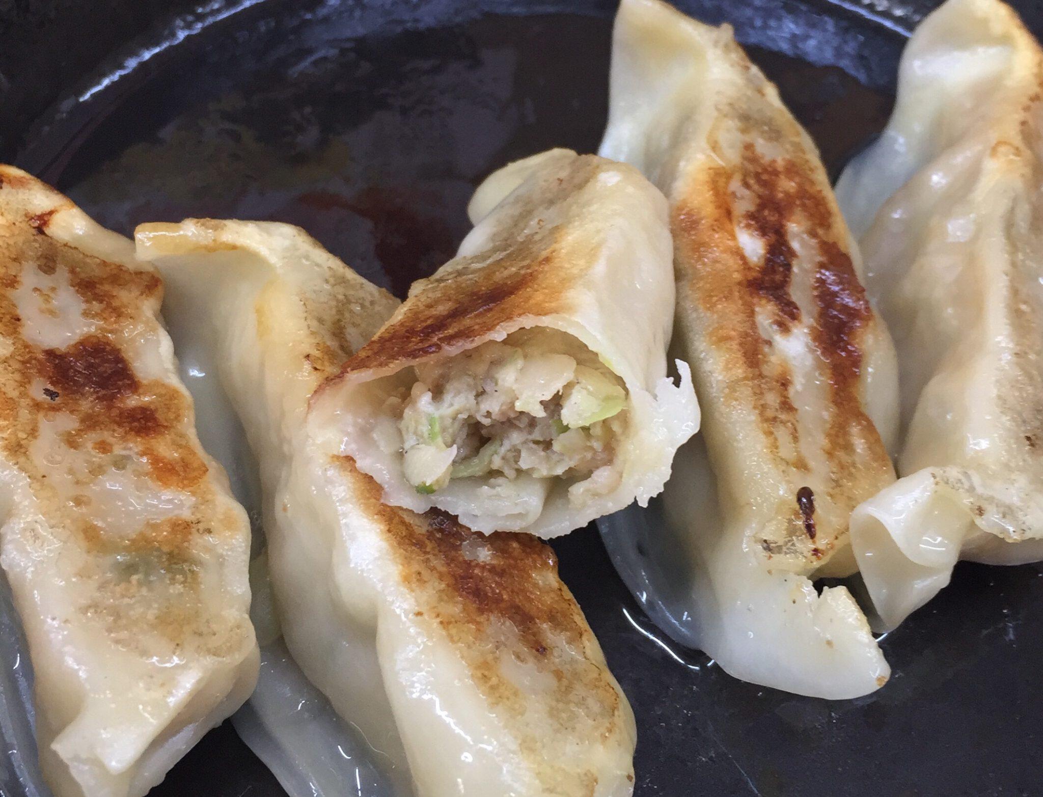 拉麺 めんこく亭 鉄板餃子