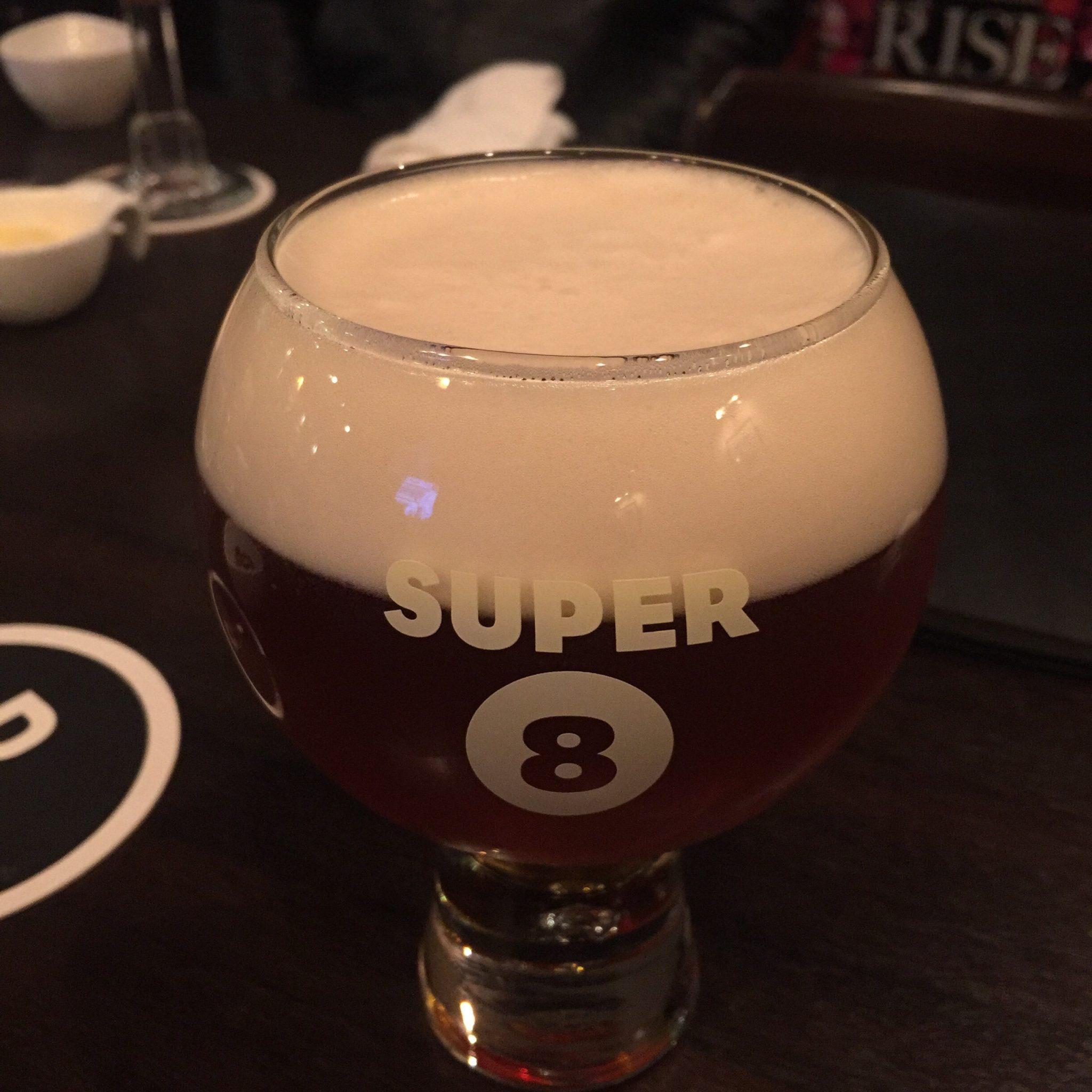 Belgian Beer Bar ZOT(ベルジャンビアバー・ゾット) スーパー8