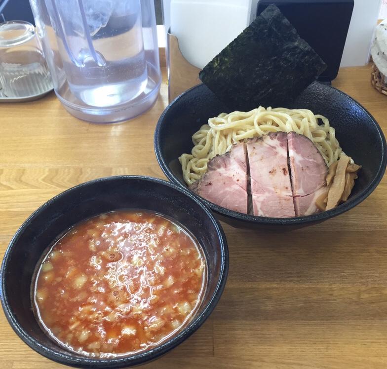 麺屋 羅漢 メニュー カラシビつけ麺 辛痺つけ麺