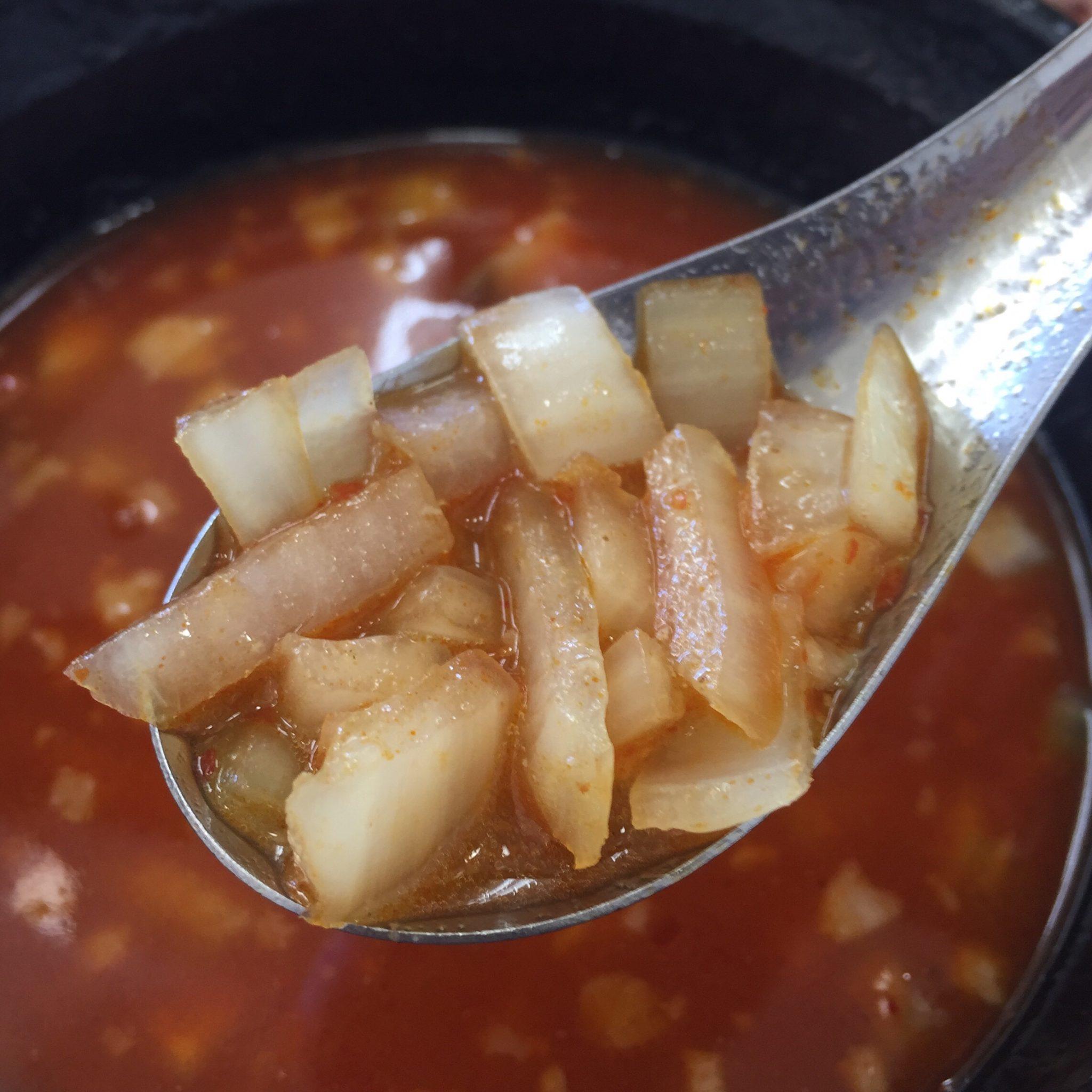 麺屋 羅漢 メニュー カラシビつけ麺 辛痺つけ麺 具