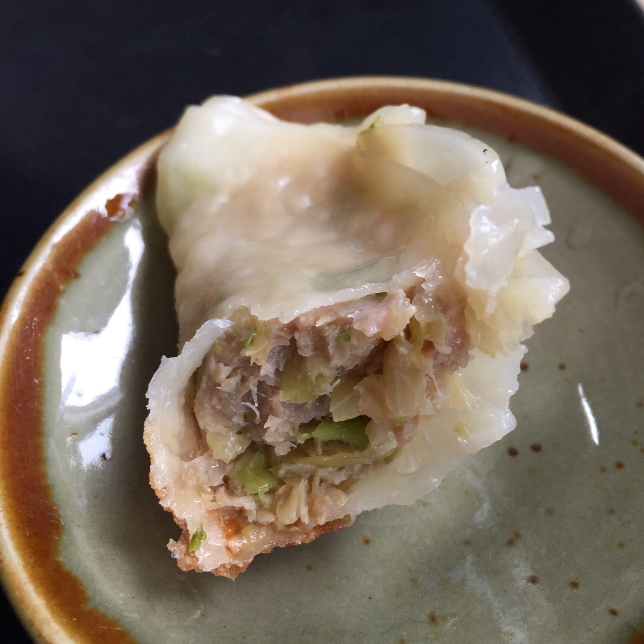 中国料理 斉華 餃子
