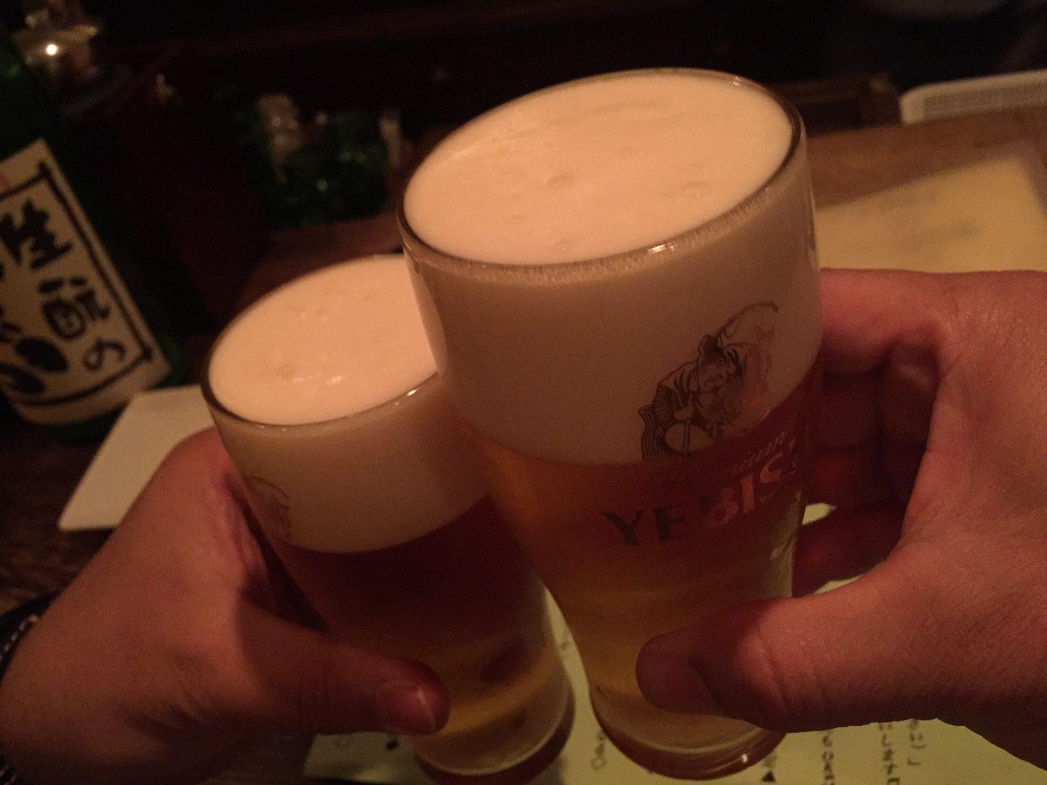 BAR JAH 乾杯