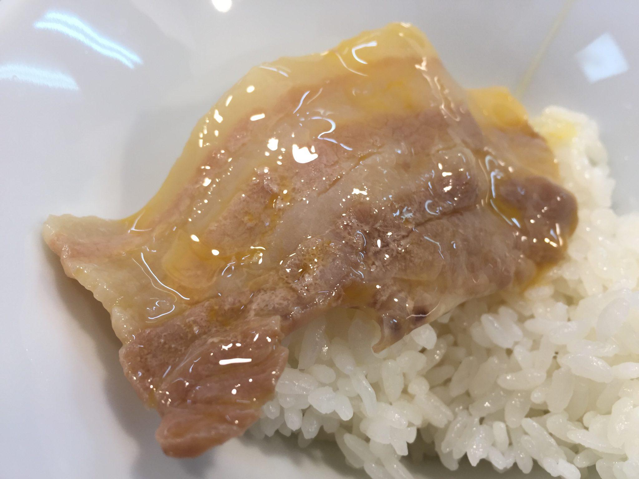 柳麺 多むら 外旭川店 徳島風中華そば ご飯付き すき焼き風OTR