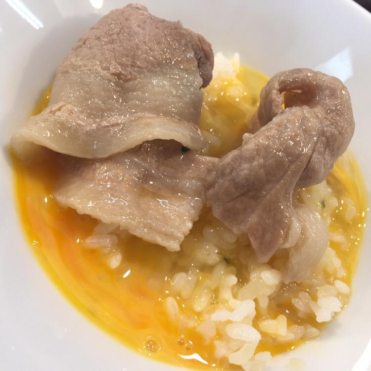柳麺 多むら 外旭川店 徳島風中華そば ご飯付き 豚バラ肉TGK
