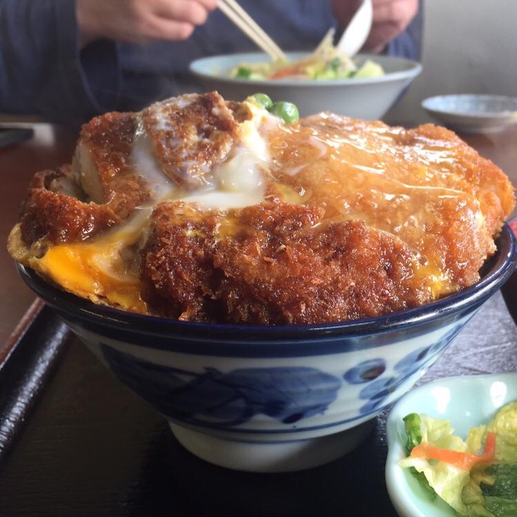 いときん食堂 カツ丼