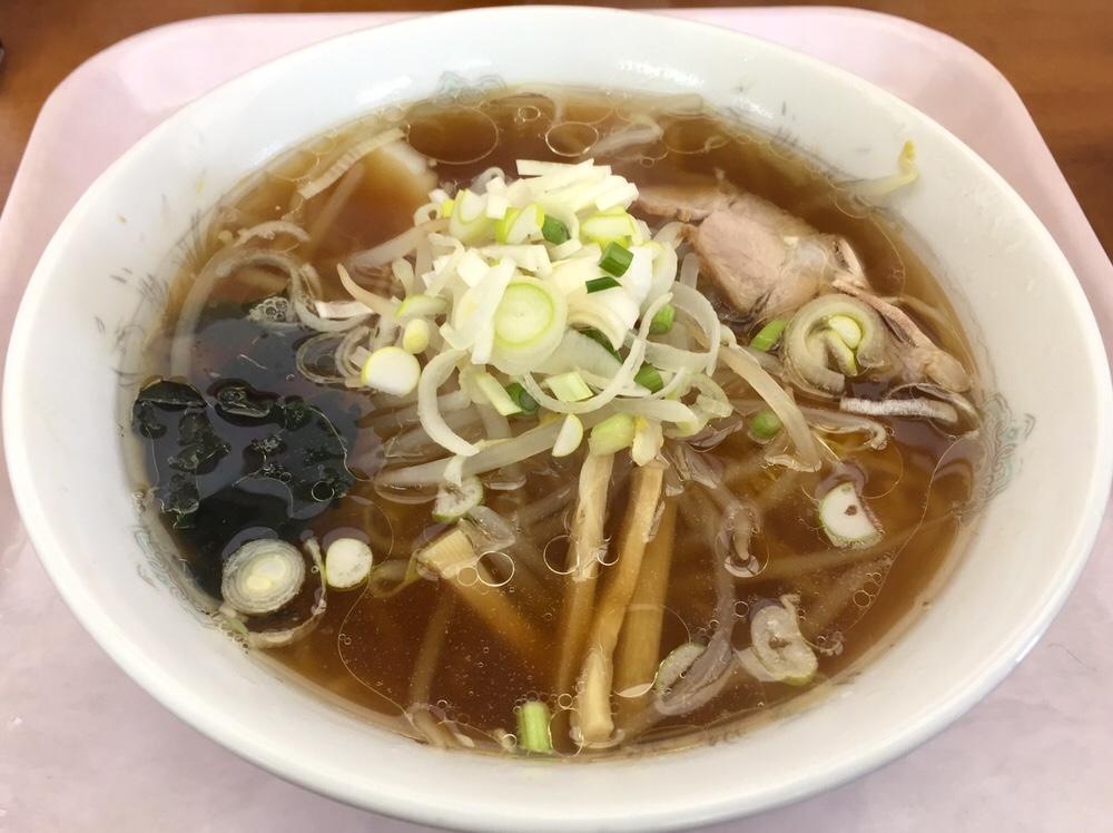 中華 宝来飯店 ニンニク入りラーメン