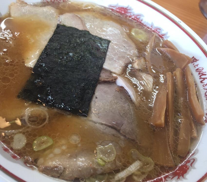 吾作ラーメン 秋田山王店 みそ味 味噌ラーメン 具