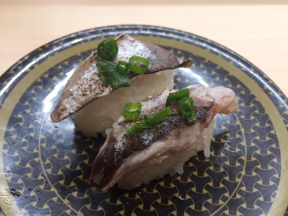 はま寿司 秋田広面店 炙りさば