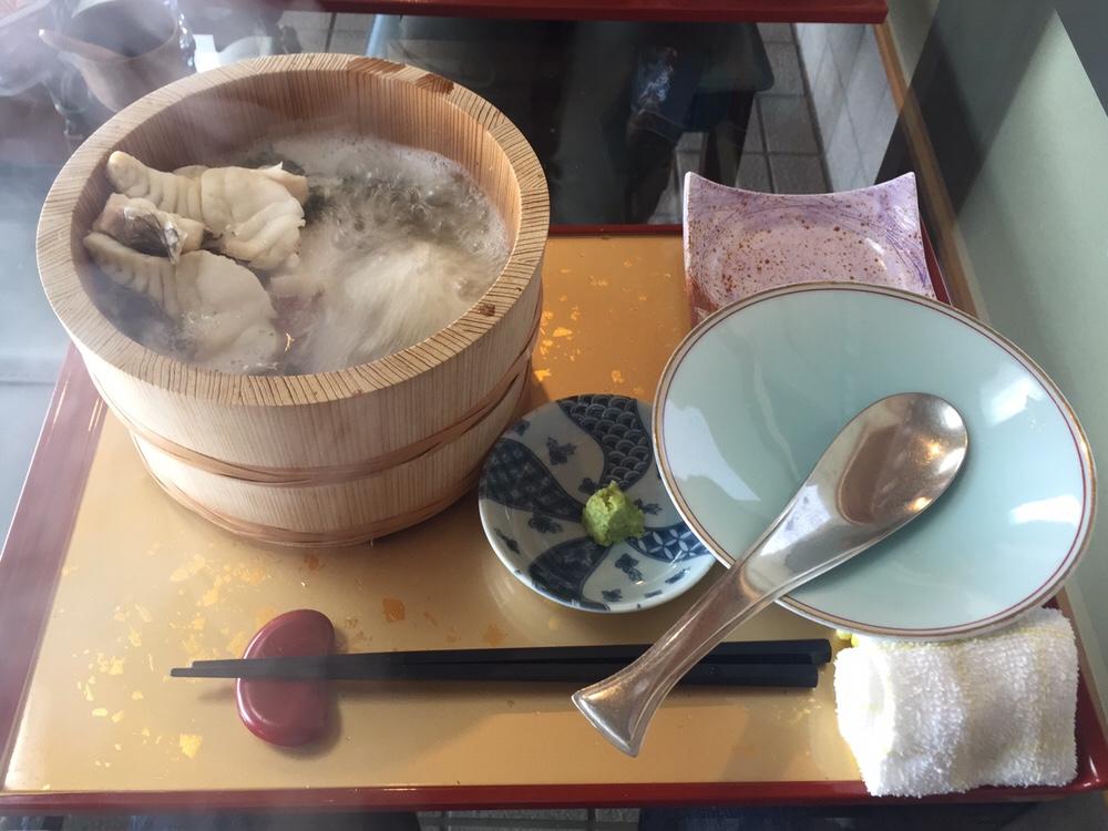 元祖石焼き 美野幸(みのこう) 天然真鯛の石焼 単品