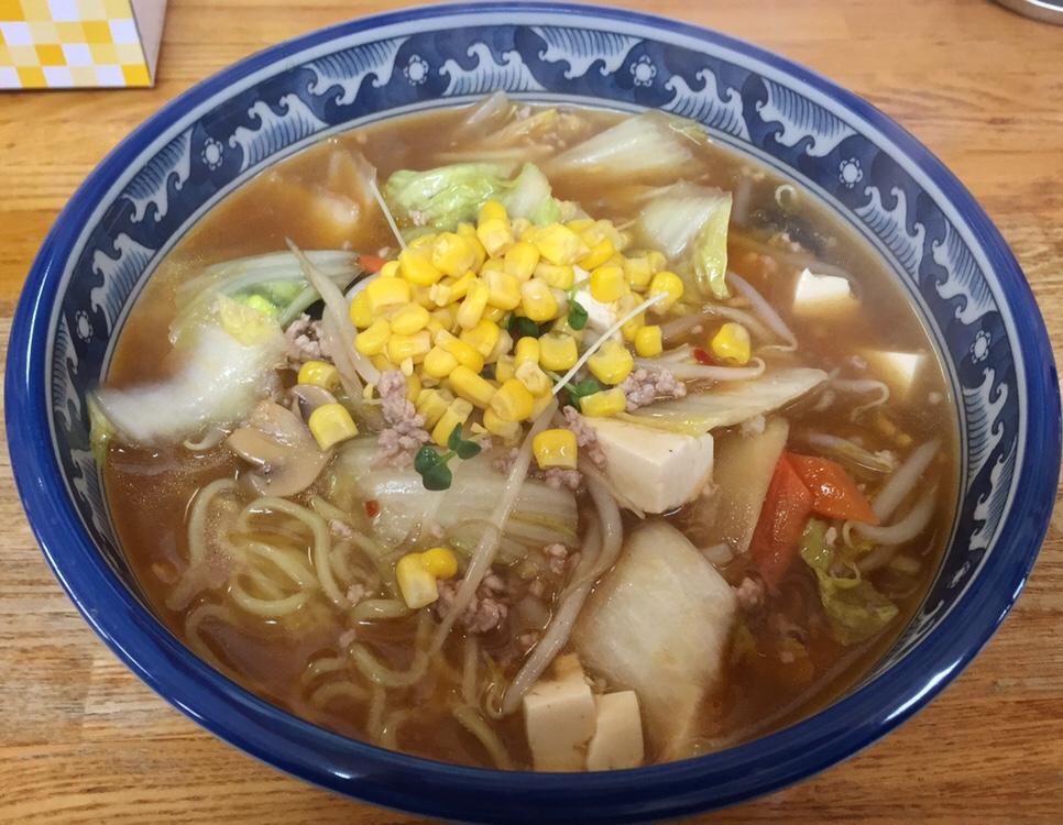 麺ならおまかせ 福龍 マーボラーメン