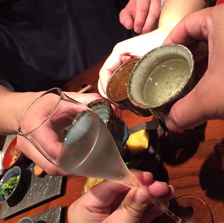 とっぴんぱらりのぷ 秋田市千秋 乾杯