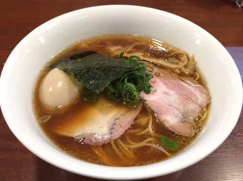 柳麺 多むら 外旭川店 醤油らぁ麺