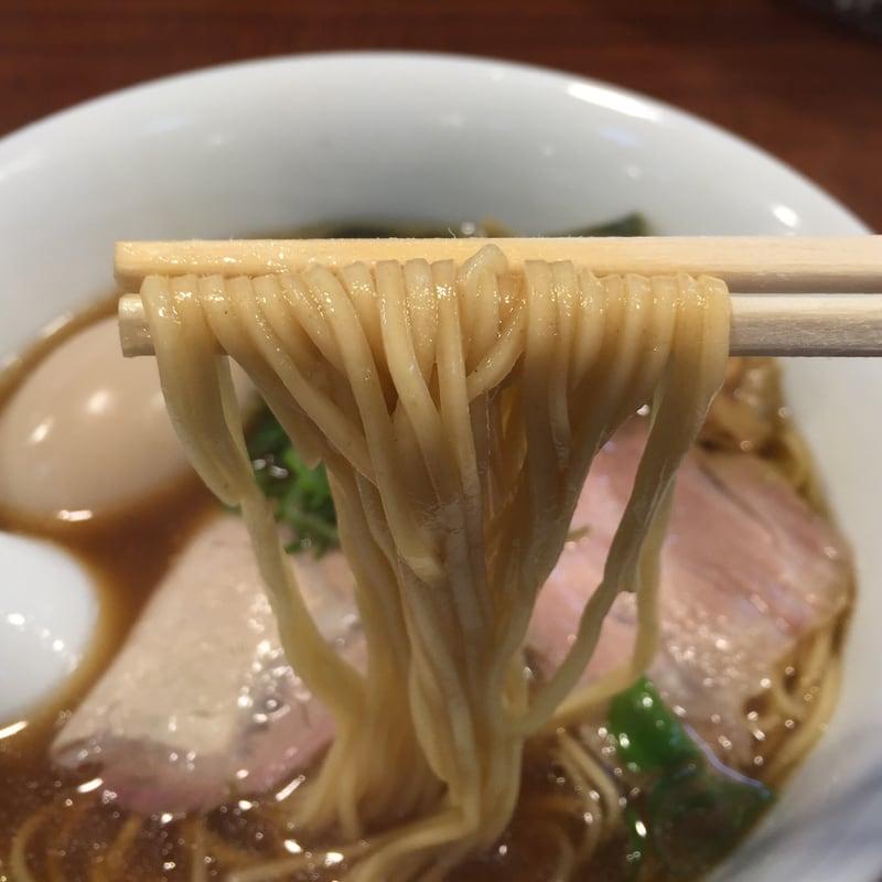 柳麺 多むら 外旭川店 醤油らぁ麺 自家製麺