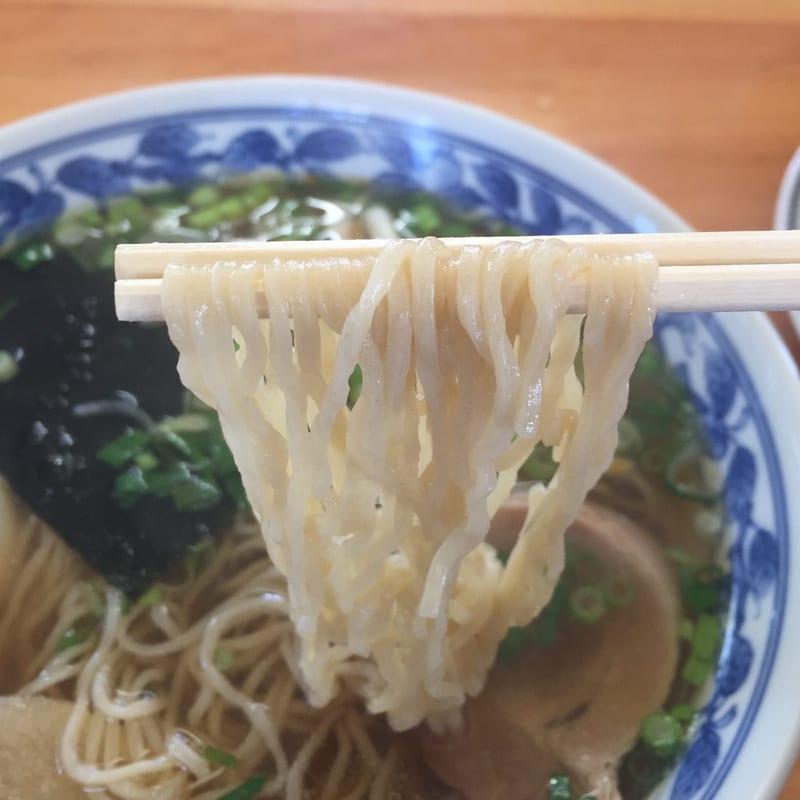 滝沢食堂 横手市雄物川町 中華 ラーメン 麺