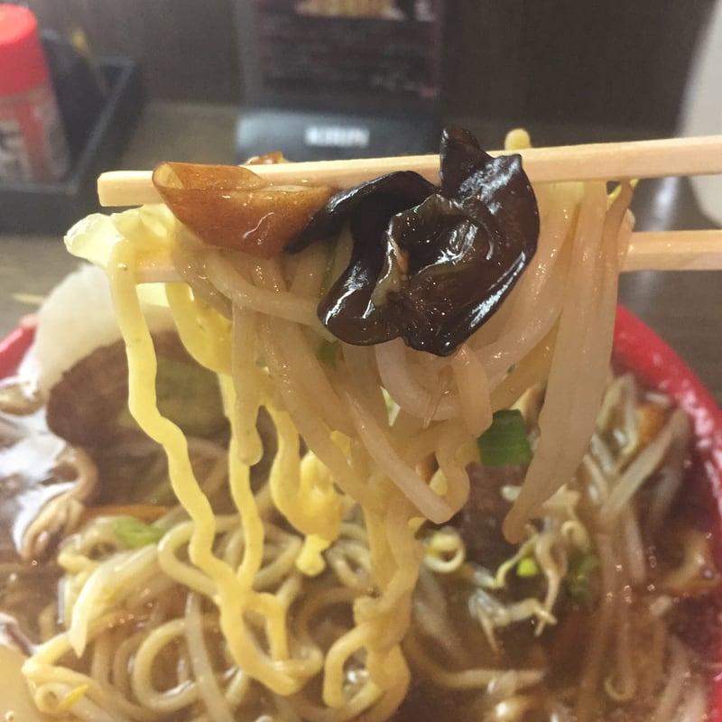 麺屋そうじゅん あんかけちゃんぽん 麺