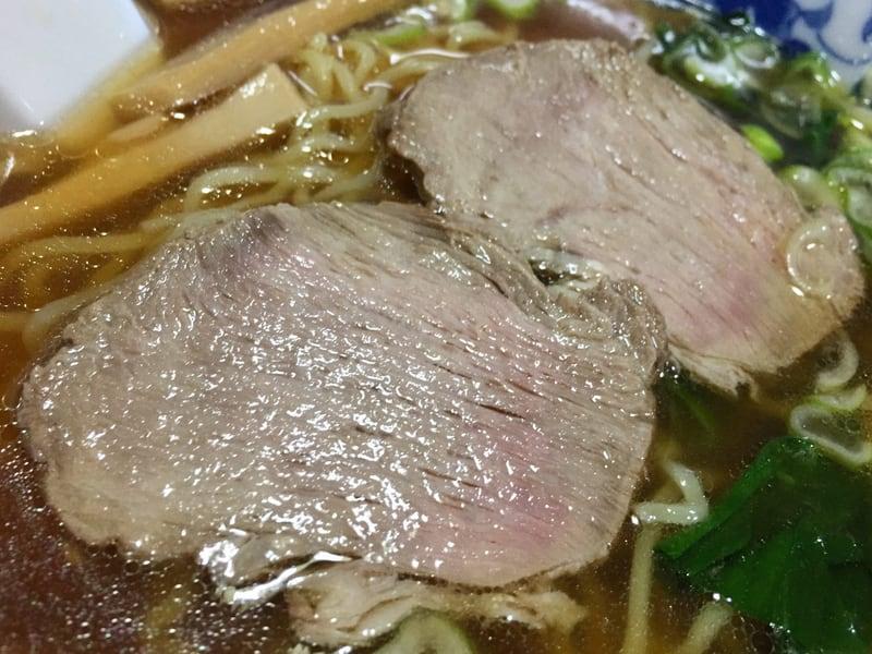 お食事処 五丁目 秋田市牛島 ラーメン 具 チャーシュー