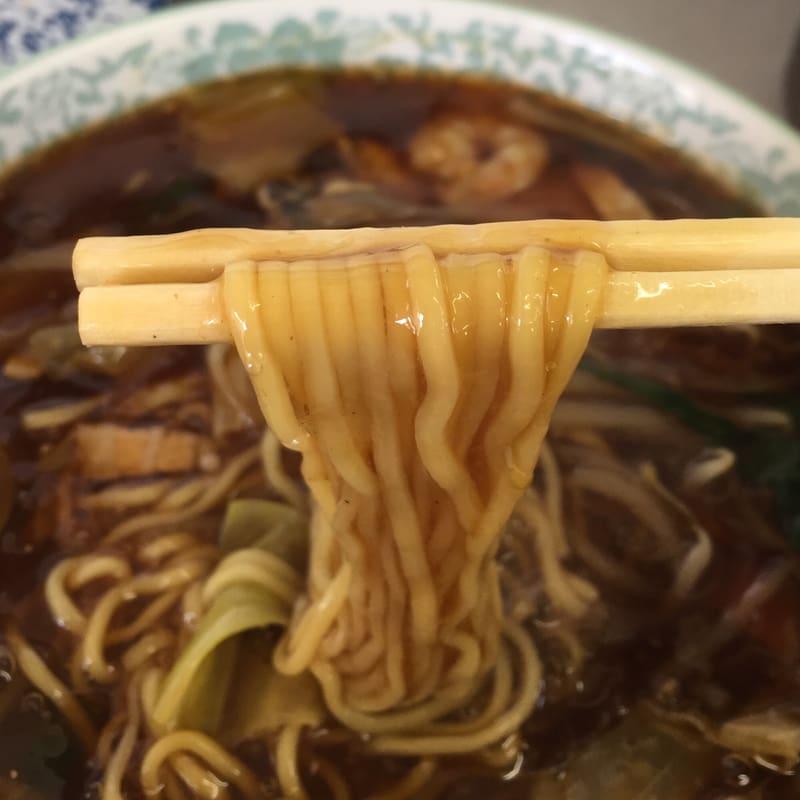 ごうん棒 秋田市外旭川 あんかけチャンポン 正油味 餡掛け ちゃんぽん 麺