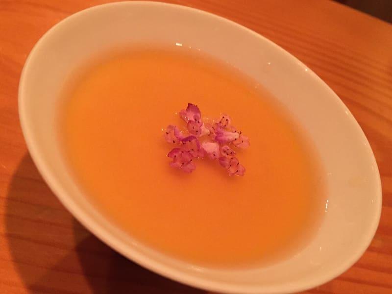 日本料理たかむら 秋田市大町 スッポンの茶碗蒸し