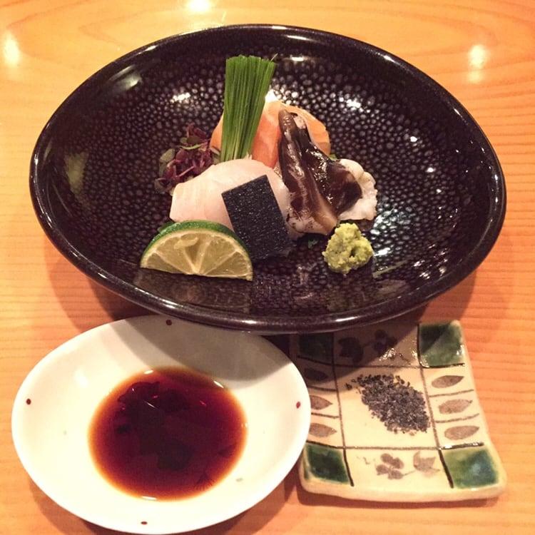 日本料理たかむら 秋田市大町 お造り