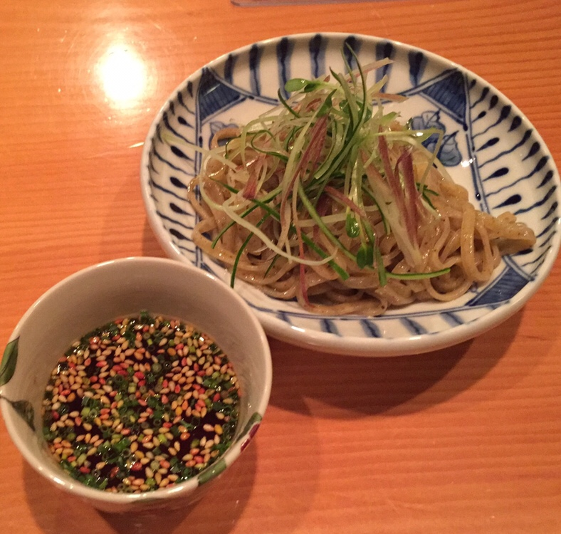 日本料理たかむら 秋田市大町 たかむら麺