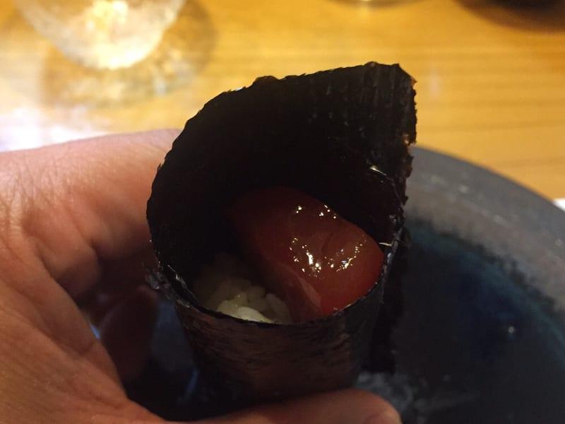 すし兆 秋田市中通 鉄火焼き