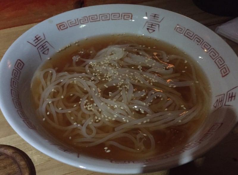 ここじゃむoser 秋田市大町 冷麺