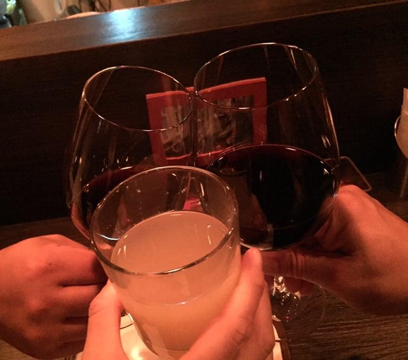 地産地消イタリアンBAR SALUTE(サルーテ) 盛岡市大通 乾杯