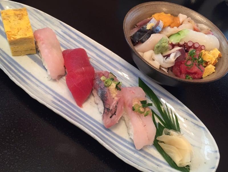 よしずし よし寿司 岩手県宮古市 三陸・海鮮ミニ丼にぎり