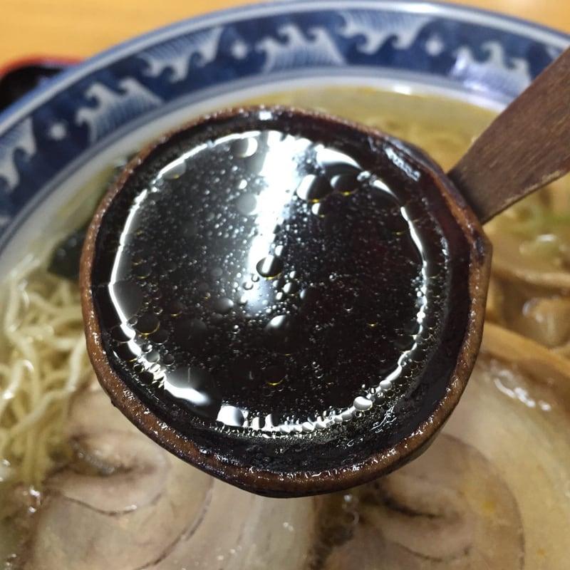 ぴかいち亭 岩手県宮古市 ラーメン スープ