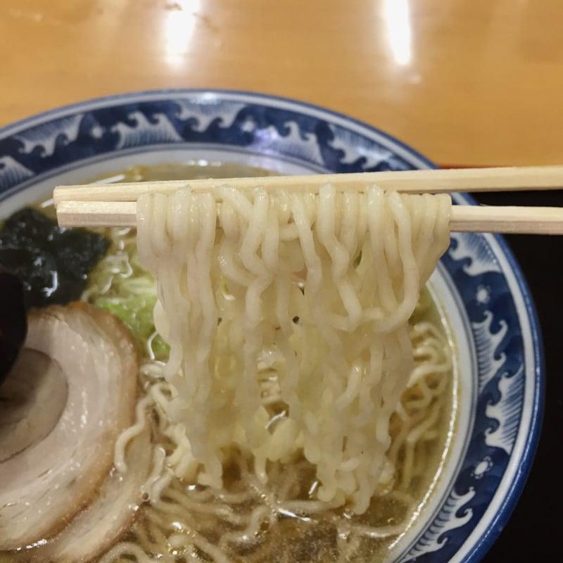 ぴかいち亭 岩手県宮古市 ラーメン 麺