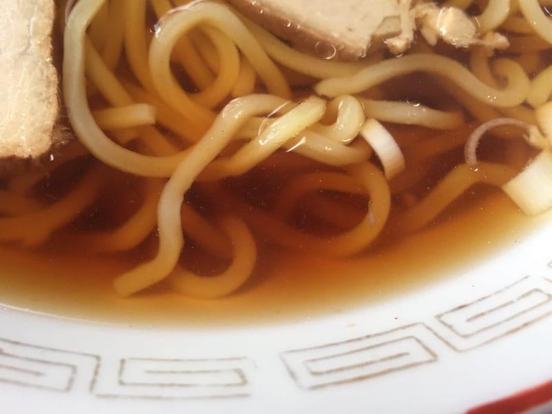 桜美食堂 秋田県仙北市角館町 中華そば スープ