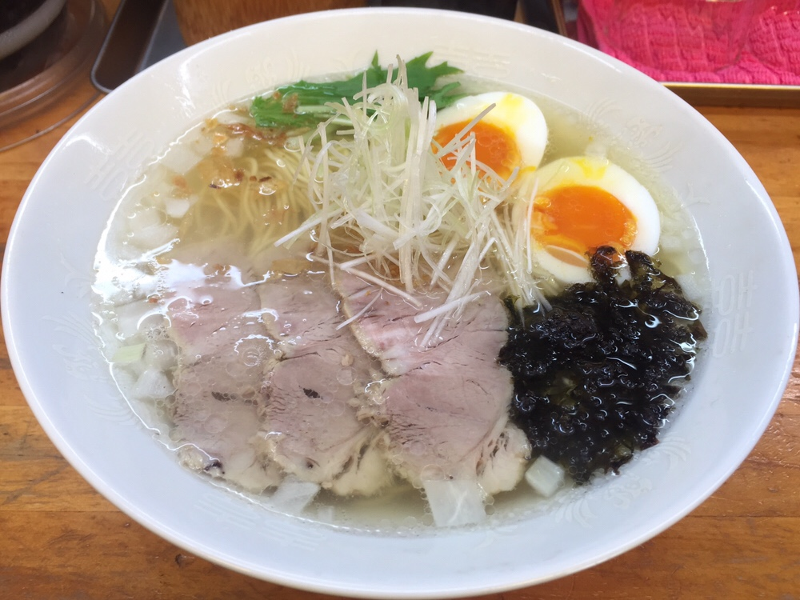昭和歌謡ショー 庚申塚 地球の塩 塩ラーメン