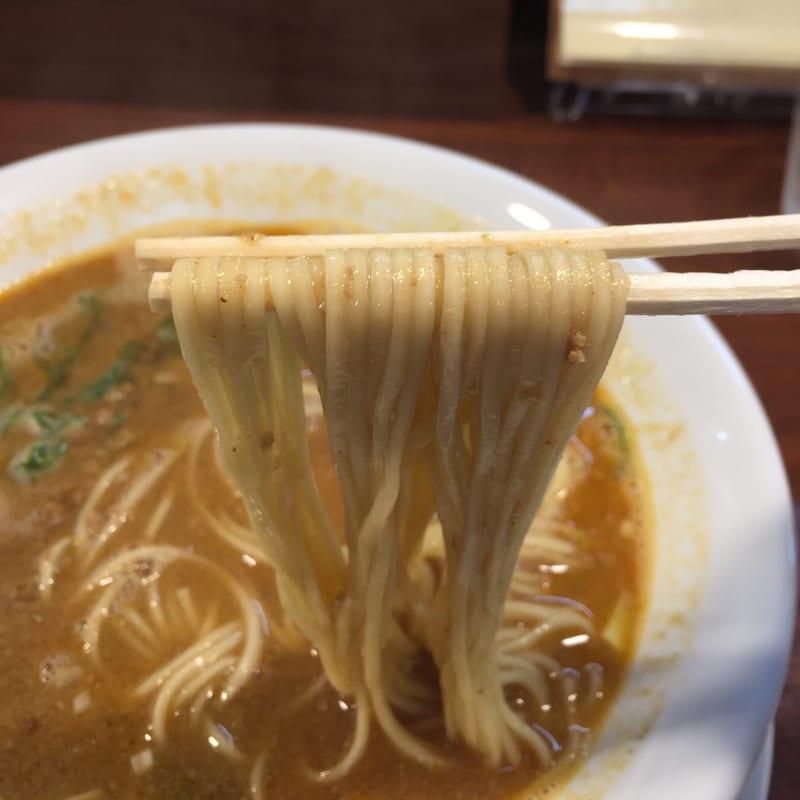 柳麺 多むら 外旭川店 秋田市外旭川 担担麺 麺