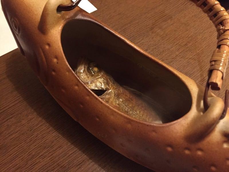 骨酒と地酒 酒讃家 秋田市山王 やなぎのまい 骨酒