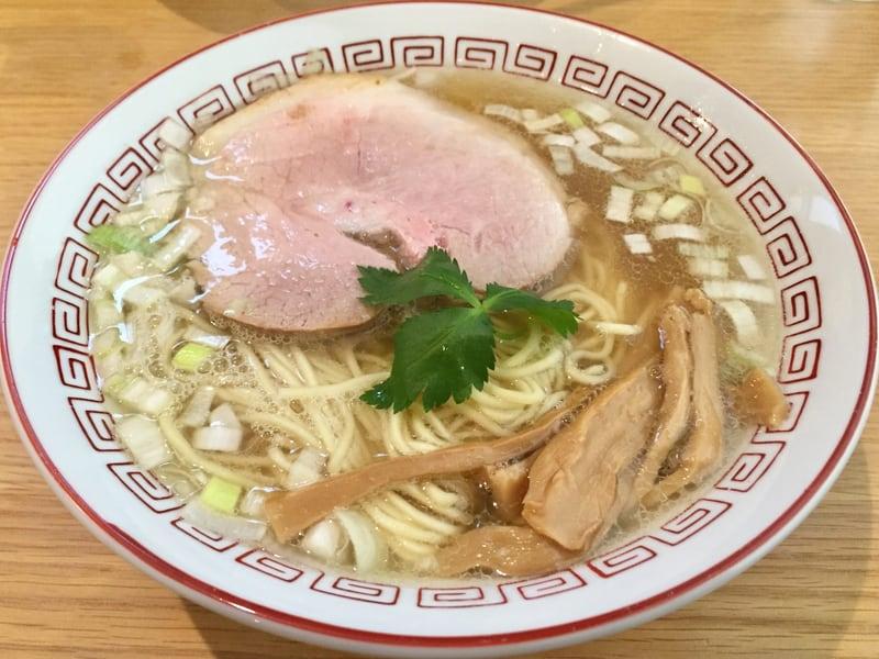 自家製麺 麺や二代目 夜来香 秋田市飯島 中華そば 中華ソバ