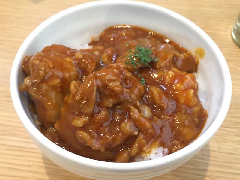 自家製麺 麺や二代目 夜来香 秋田市飯島 ハヤシライス