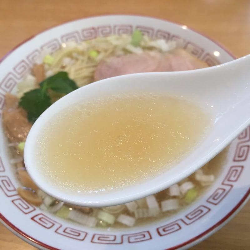 自家製麺 麺や二代目 夜来香 秋田市飯島 中華そば 中華ソバ スープ