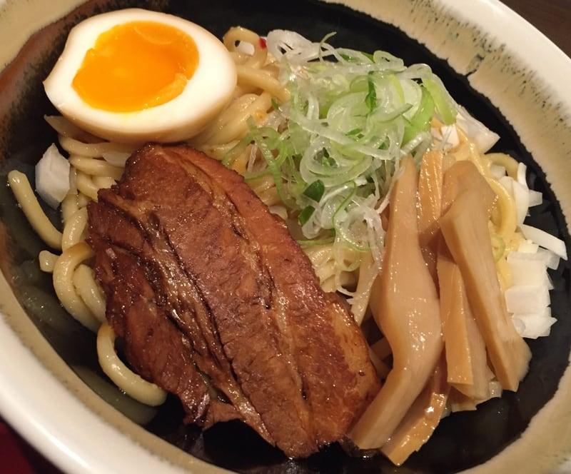 麺酒菜 おり座 秋田県大仙市 比内地鶏油そば まぜそばセット 具