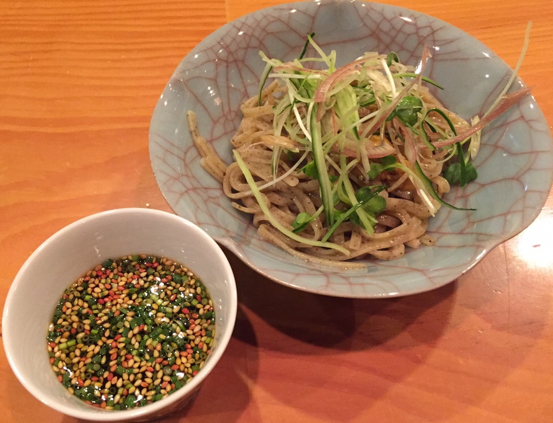 日本料理たかむら 秋田市大町 たかむら麺 雲丹 ウニ