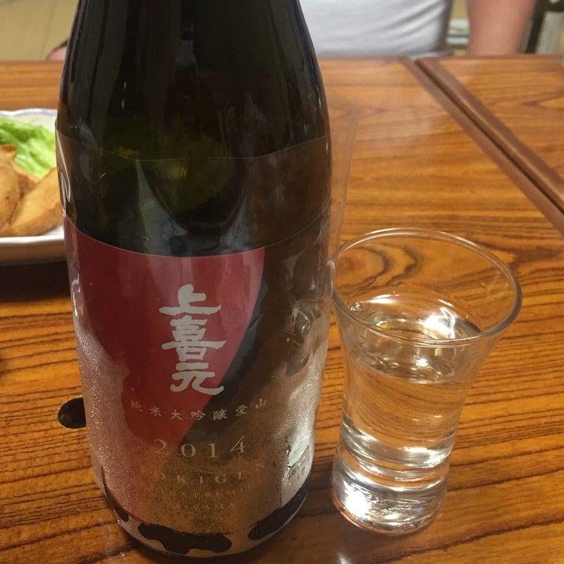 久村の酒場 山形県酒田市 日本酒
