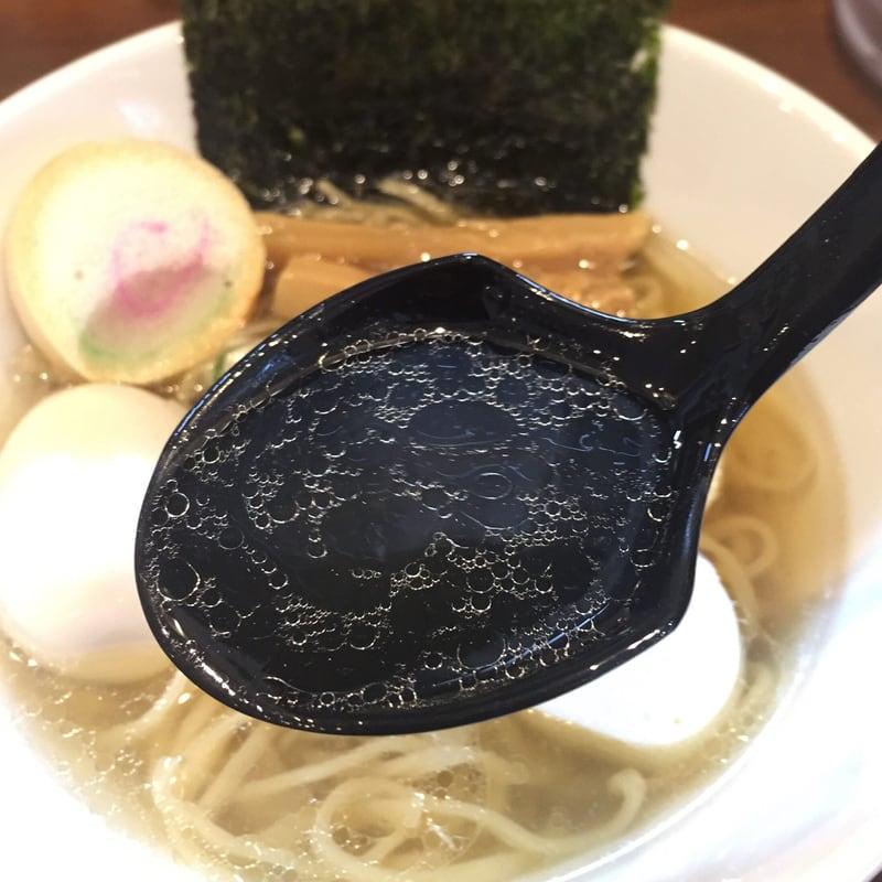 NOODLE SHOP KOUMITEI(香味亭) 秋田県横手市 魚出汁が香る塩中華 スープ