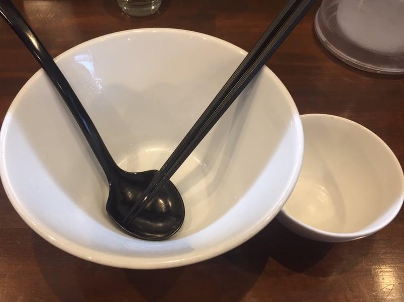 NOODLE SHOP KOUMITEI(香味亭) 秋田県横手市 魚出汁が香る塩中華 完食