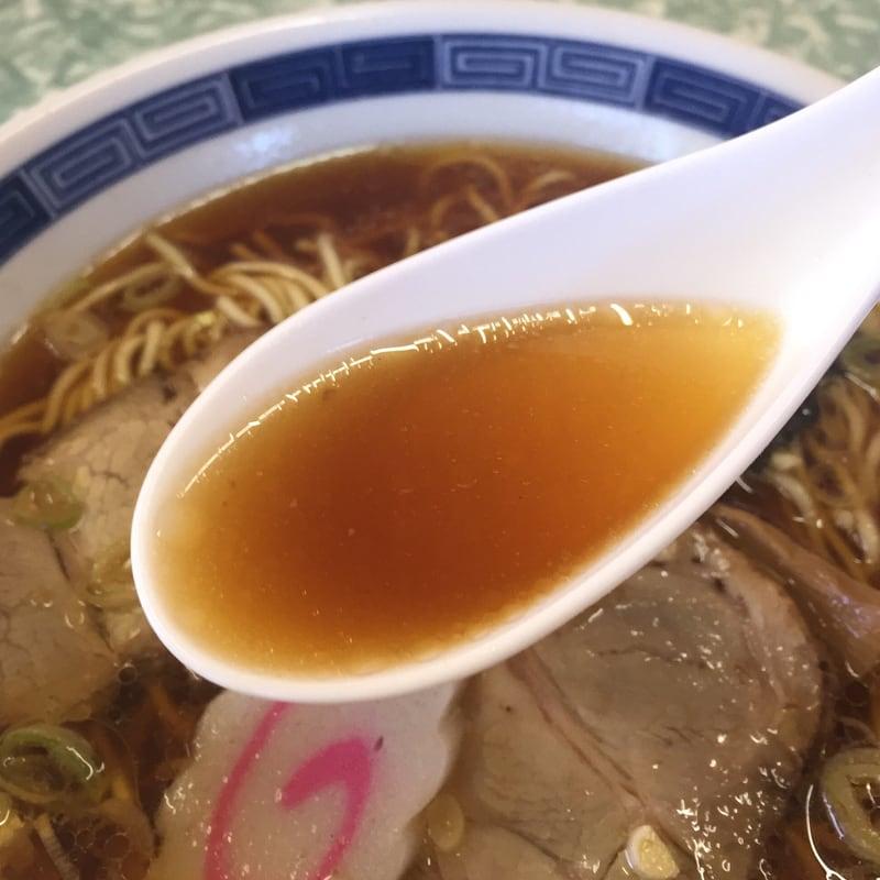 中華料理 なぎさ亭 福島県いわき市 ラーメン スープ