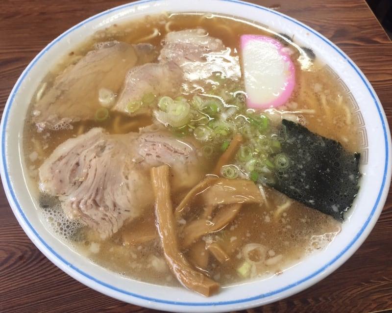 チーナン食堂 福島県いわき市 ラーメン