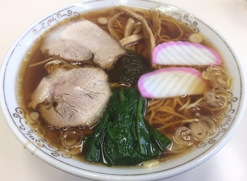 味世屋食堂 福島県いわき市 ラーメン